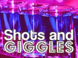 Shots and Giggles Hen Parties
